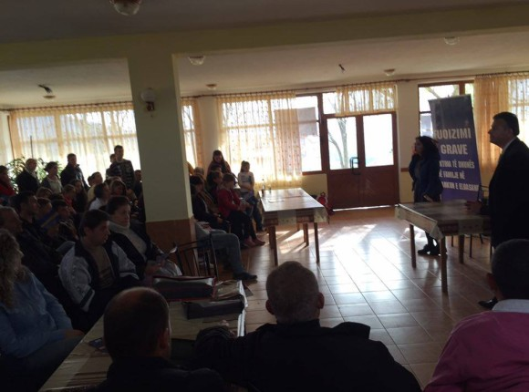 Community Forum, Skenderbegas Unit